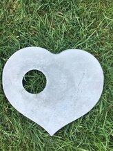 Silikonform XL hjärta